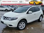2014 Nissan Murano SL AWD w/all leather,rear cam,power reclining seats,power sunroof,climate ctrl in Cambridge, Ontario