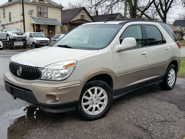 2006 buick rendezvous cxl st catharines ontario used. Black Bedroom Furniture Sets. Home Design Ideas