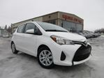 2015 Toyota Yaris LE, AUTO, A/C, BT, CRUISE, 50K! in Stittsville, Ontario