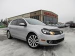 2013 Volkswagen Golf WOLFSBURG, ROOF, ALLOYS, HTD. SEATS, 86K! in Stittsville, Ontario