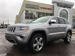 2015 Jeep Grand Cherokee Limited * Leather * 4x4 * Navigation * Only 16396 in Woodbridge, Ontario