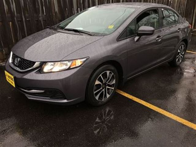 2015 honda civic ex automatic sunroof burlington for Honda civic sunroof