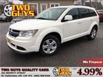 2011 Dodge Journey SXT 7 PASSENGER MOON ROOF NICE MAGS in St Catharines, Ontario