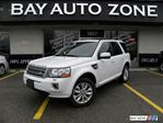 2013 Land Rover LR2 LEATHER INTERIOR+ PANORAMIC ROOF+ PUSH BUTTON STAR in Toronto, Ontario