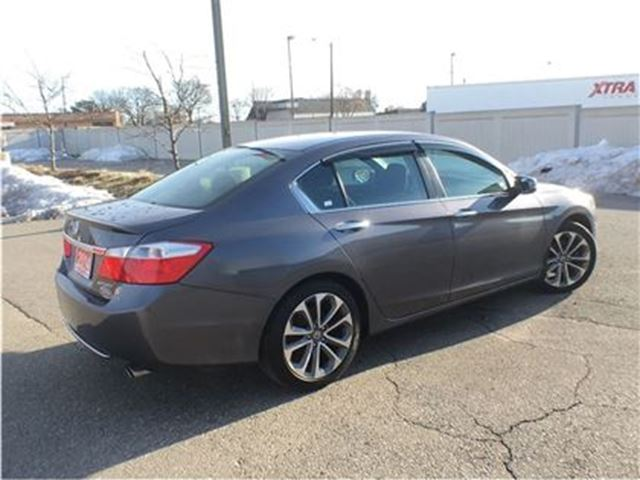used 2014 honda accord sedan sport 18 alloys r cam h seats mississauga. Black Bedroom Furniture Sets. Home Design Ideas