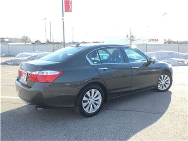 2014 honda accord ex l leather sunroof alloys mississauga ontario used car for sale 2680017. Black Bedroom Furniture Sets. Home Design Ideas