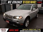 2009 BMW X3 xDrive30i AWD 131 KM PANORAMIC ROOF in Hamilton, Ontario