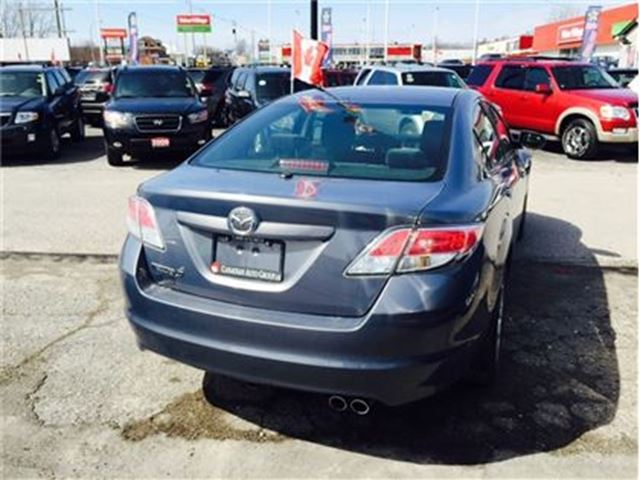 2009 mazda mazda6 i sport low kms showroom condition. Black Bedroom Furniture Sets. Home Design Ideas