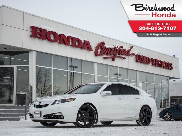 2012 ACURA TL w/Tech Pkg *SALE PRICE VALID TILL JAN 28* in Winnipeg, Manitoba