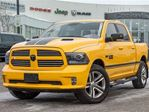 2016 Dodge RAM 1500 Sport, NAVI, ROOF, BACK UP in Mississauga, Ontario
