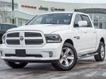 2016 Dodge RAM 1500 Sport, LEATHER, NAVI, BACK UP CAM in Mississauga, Ontario