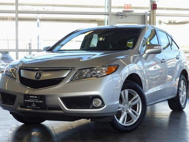 2015 Acura RDX Tech at - Vancouver, British Columbia Used Car For Sale - 2679597