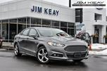 2013 Ford Fusion SE FWD W/MOONROOF, 1.6L ECOBOOST & REAR CAMERA in Ottawa, Ontario