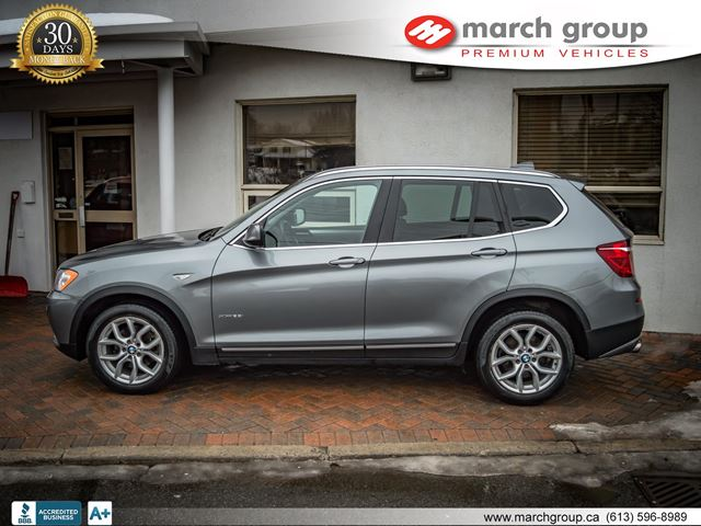 2013 bmw x3 xdrive28i ottawa ontario used car for sale 2679622. Black Bedroom Furniture Sets. Home Design Ideas