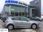 2013 Mazda MAZDA3 GS-SKY, Heated Leather, P. Sunroof, mint! in Owen Sound, Ontario