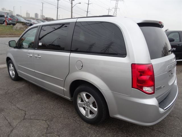 2011 dodge grand caravan se sxt toronto ontario used car for sale. Cars Review. Best American Auto & Cars Review