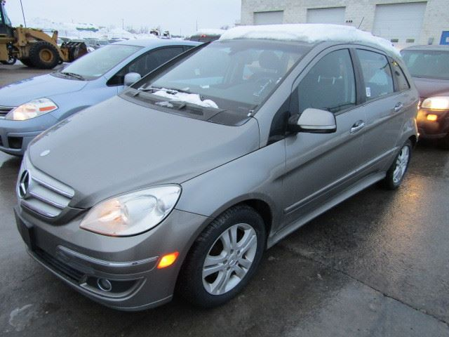 2007 Mercedes Benz B Class B200 Innisfil Ontario Used