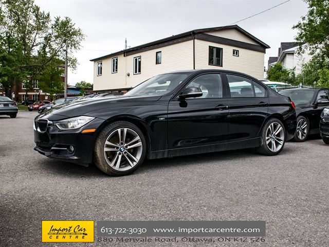 2012 bmw 3 series 328i ottawa ontario used car for sale 2680104. Black Bedroom Furniture Sets. Home Design Ideas