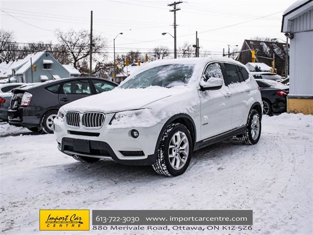 2013 bmw x3 28i ottawa ontario used car for sale 2680106. Black Bedroom Furniture Sets. Home Design Ideas