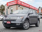 2010 Ford Edge AWD-NEW 20'' TIRES-1 OWNER-CLEAN CARPROOF in Scarborough, Ontario
