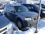 2007 Ford Escape XLT V6, 2WD, A/C,  MAG in Joliette, Quebec