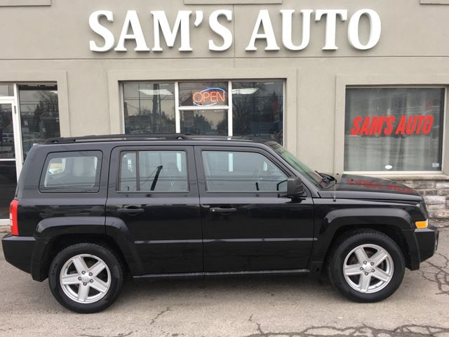 2010 jeep patriot sport hamilton ontario used car for. Black Bedroom Furniture Sets. Home Design Ideas