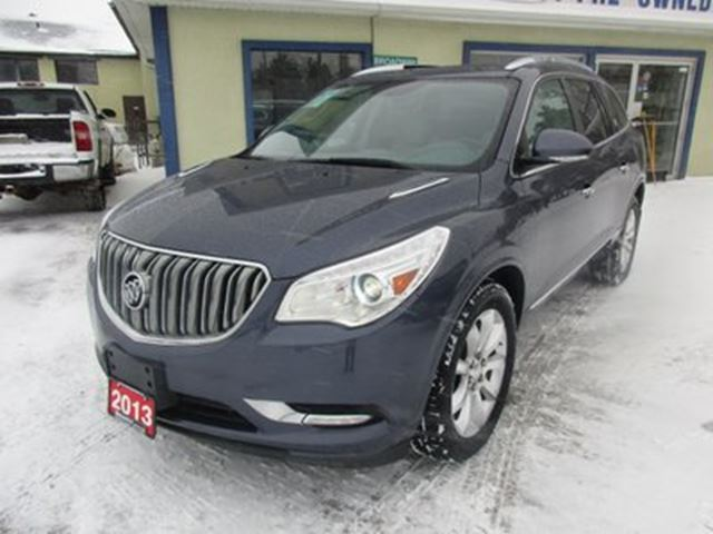 2013 buick enclave loaded cxl edition 7 passenger 3 6l v6 awd in. Black Bedroom Furniture Sets. Home Design Ideas