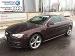 2013 Audi A5 S line Competition in Hamilton, Ontario
