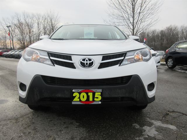 2015 toyota rav4 le awd whitby ontario car for sale 2679857. Black Bedroom Furniture Sets. Home Design Ideas