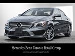 2016 Mercedes-Benz CLA250 4MATIC Coupe in Mississauga, Ontario