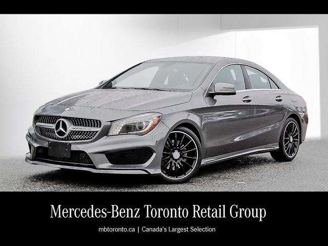 2016 mercedes benz cla250 4matic coupe mountain grey met mercedes benz mississauga. Black Bedroom Furniture Sets. Home Design Ideas