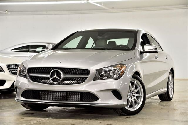 2017 mercedes benz cla250 cla250 4matic coupe toit panor for Mercedes benz cla250 used