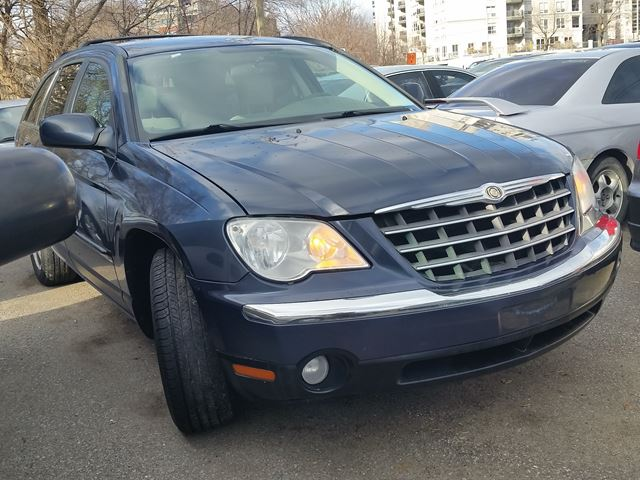 2007 chrysler pacifica touring dundas ontario used car. Black Bedroom Furniture Sets. Home Design Ideas