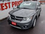 2012 Dodge Journey SXT & Crew TOUCH SCREEN, BLUE TOOTH, BACK UP CAMERA in Oshawa, Ontario