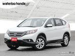 2014 Honda CR-V EX-L Back Up Camera, AWD, Heated Seats and more! in Waterloo, Ontario
