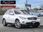 2012 Infiniti EX35 AWD ONLY 63K! **BACK-UP CAMERA** CLEAN CARPROOF in Scarborough, Ontario