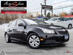 2012 Chevrolet Cruze ONLY 68K! **CLEAN CARPROOF** POWER OPTIONS in Scarborough, Ontario