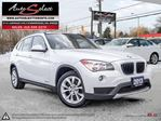 2013 BMW X1 xDrive28i AWD ONLY 107K! **PANORAMIC SUNROOF** PREMIUM PKG  in Scarborough, Ontario