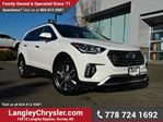 2017 Hyundai Santa Fe Luxury LOCALLY DRIVEN & ACCIDENT FREE in Surrey, British Columbia
