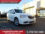 2016 Chrysler Town and Country Touring ACCIDENT FREE w/ DUAL DVD ENTERTAINMENT in Surrey, British Columbia