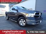 2016 Dodge RAM 1500 ST LOCALLY DRIVEN, ONE OWNER & ACCIDENT FREE in Surrey, British Columbia