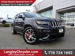 2014 Jeep Grand Cherokee SRT LOCALLY DRIVEN & FULLY LOADED in Surrey, British Columbia