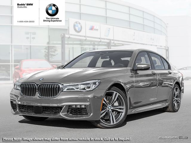 2017 bmw 7 series 750 xdrive oakville ontario used car for sale 2679815. Black Bedroom Furniture Sets. Home Design Ideas