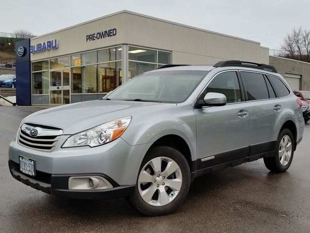 2012 Subaru Outback 3 6r Limited Kitchener Ontario Used