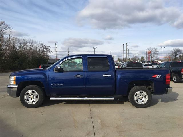 2013 chevrolet silverado 1500 lt z71 crew cayuga ontario used car for sale 2679854. Black Bedroom Furniture Sets. Home Design Ideas