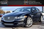 2013 Jaguar XJ Series XJ AWD Navi Pano Sunroof Backup Cam Bluetooth Leather 19Alloy Rims in Bolton, Ontario