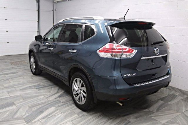 2014 nissan rogue sl 82 wk zero down 4wd leather navigation panoramic roof rear. Black Bedroom Furniture Sets. Home Design Ideas