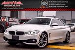 2014 BMW 428i xDrive Nav BlindSpot Leather 360 Cam HeadUp H/K Audio 18Alloys in Thornhill, Ontario