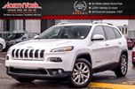 2016 Jeep Cherokee Limited SafetyTec Pkg PanoSunroof Nav RearCam HtdFrontSeats 18Alloys  in Thornhill, Ontario