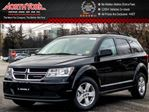 2017 Dodge Journey NEW Car SE Safe/Sound,FlexSeat Pkgs RearCam Bluetooth SatRadio 17Alloys  in Thornhill, Ontario